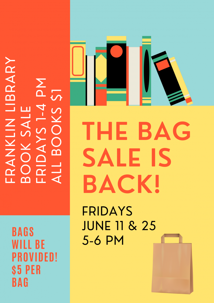 The Bag Sale is Back