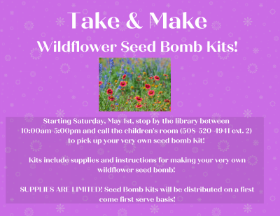 Take and Make Seed Bombs