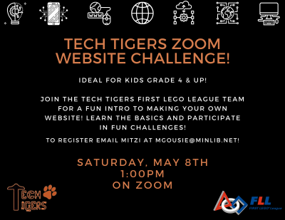 Tech Tigers Website Challenge