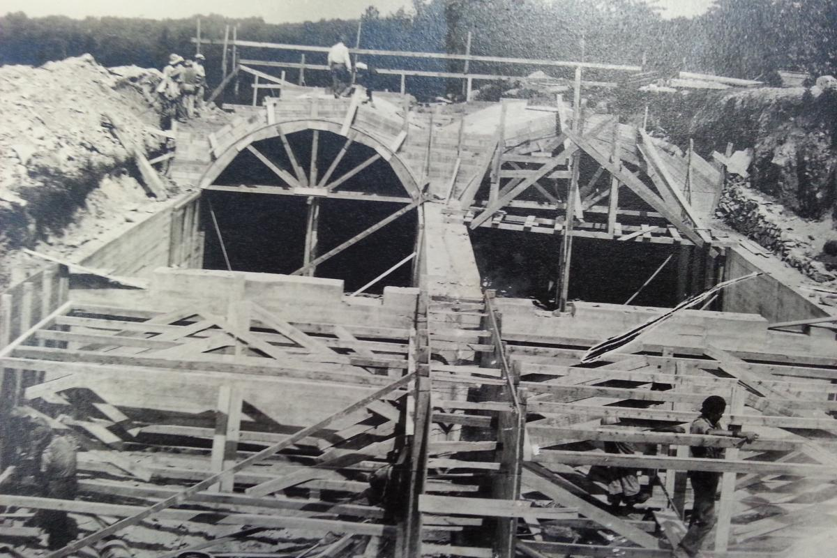 Construction of the Reservoirs