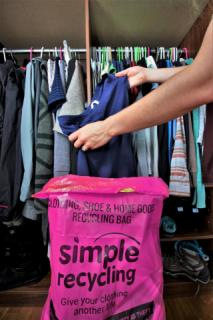 Franklin Clothing Recycling