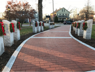 Remembering Franklin's Fallen Heroes at Christmas