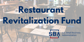 SBA Restaurant Revitalization Fund