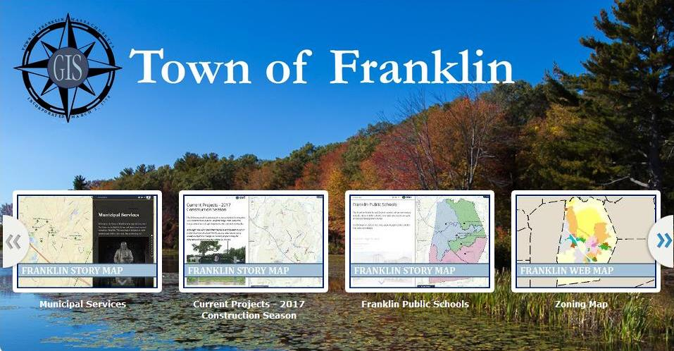 GIS Department | Town of Franklin MA